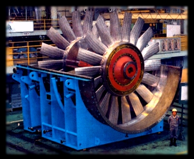 axial flow fan large example