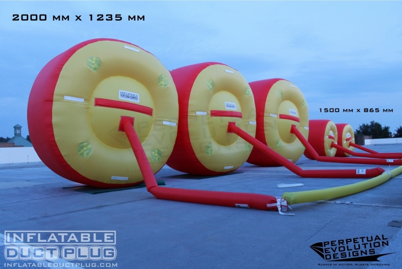 OHIO INFLATABLE FABRICATOR