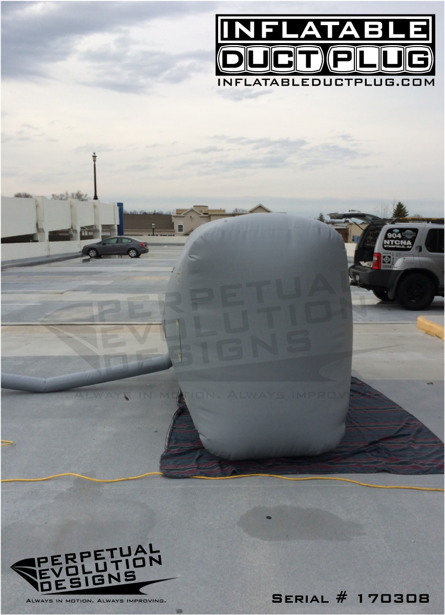 silicone coated fiberglass inflatable